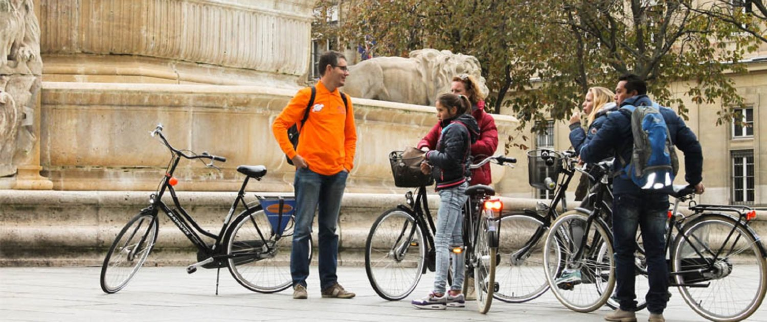 Private tour with electric bike - Paris Webservices