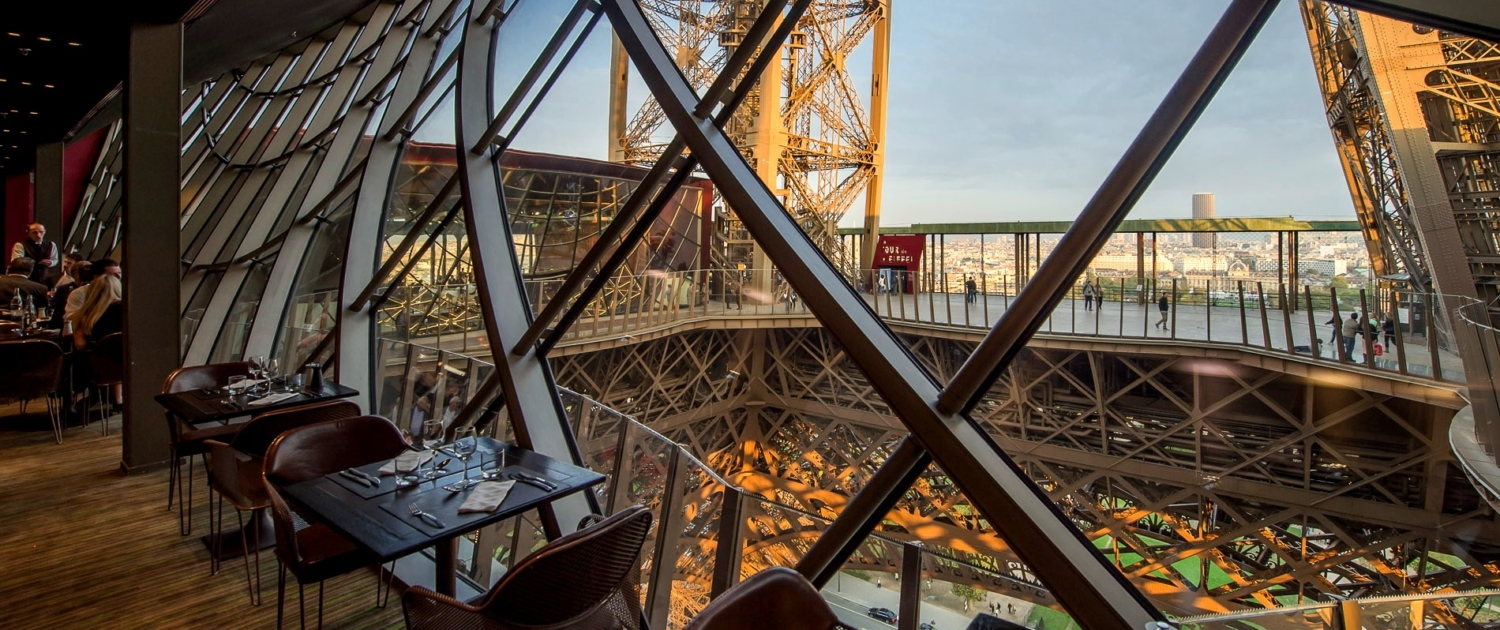Dinner At The Eiffel Tower 58 Tour